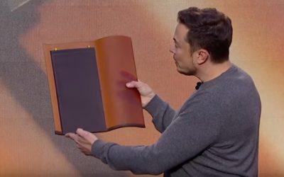 Tesla: Στην Αγορά Τα Κεραμίδια Με Ενσωματωμένα Φωτοβολταϊκά