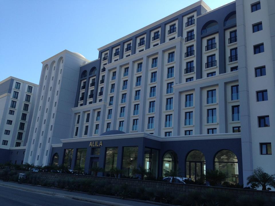 Επιθεώρηση Αστεροποίησης του Mitsis Alila Exclusive Resort & Spa