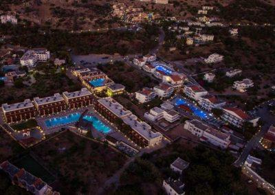 Μελέτη Εκτίμησης Επαγγελματικού Κινδύνου για τα ξενοδοχεία Ioannidis Group