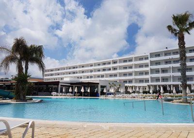 Εκπόνηση Μελέτης Εφαρμογής Κλιματισμού Κεντρικού Κτιρίου στο Sunwing Kallithea Beach 4*